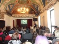 LSSTB seminārā skaistajā Eduarda Smiļga teātra muzeja zālē Rīgā 22.11.2014.